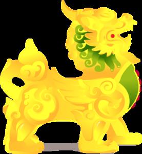 Pixiu Gold