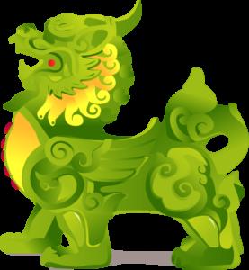 Pixiu Green
