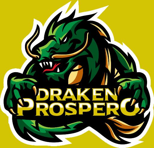 Draken Prospero Mascot